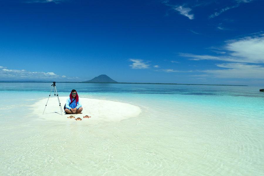 Wisata Alam Manado, Maladewa-nya Indonesia